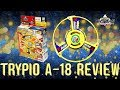 BEYBLADE TRYPIO A-18 UNBOXING REVIEW