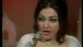 "Malika Taranum Noor Jehan Live!  ""Sanu Nair Wale Pul"""