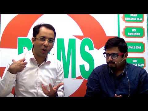 AIIMS NOV 2017 TOPPER RANK-3 DR. Shubham Agarwal #damsrocks