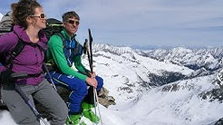 Skitouren über den Krimmler Wasserfällen | Bergauf-Bergab | Ganze Sendung 11.03.2018 | Doku
