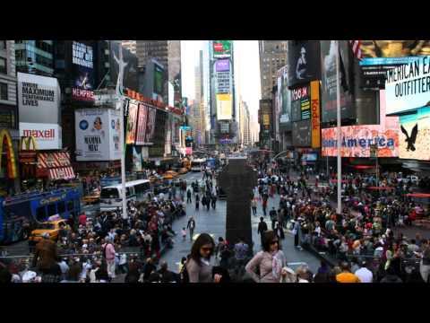 MY FAVORITE CITY, NEW YORK