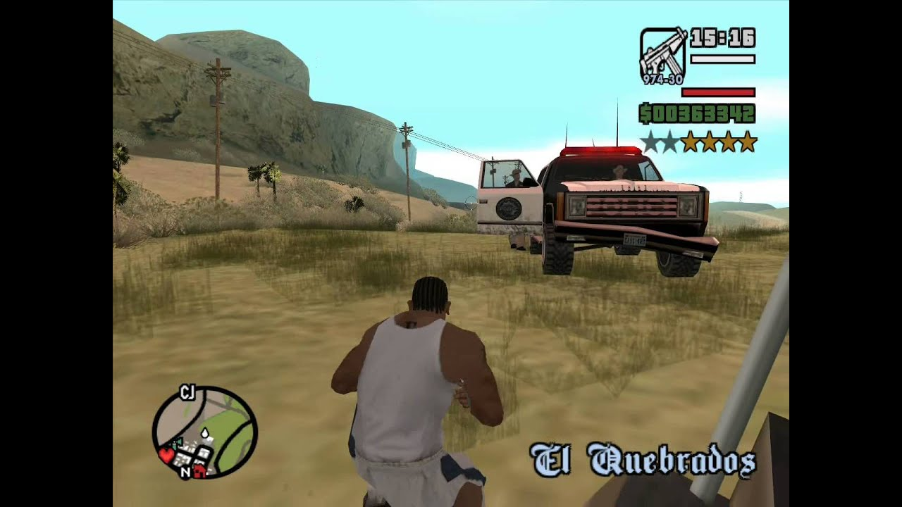 andreas full games gta san