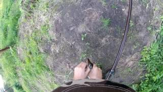 Окунь на микроджиг (видео-отчет) июнь 2016 ловля окуня в микроречке