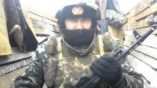 Обращение солдата украинской армии к русским. - Ukrainian army soldiers appeal to World.