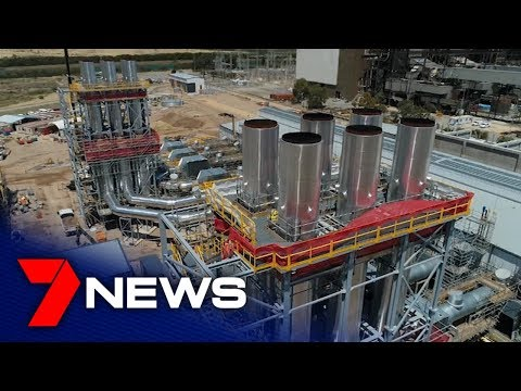 New Cutting-edge Gas Plant Opened At Torrens Island | Adelaide | 7NEWS