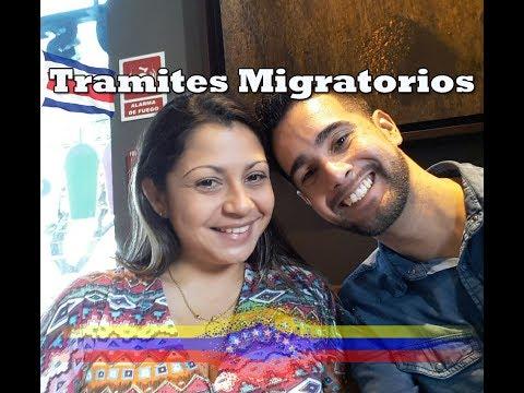 Tramites Migratorios de Venezolanos en Costa Rica