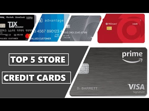 Store Credit Cards With The Best Overall Benefits