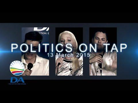 Politics on Tap - Democratic Alliance 13/02/15