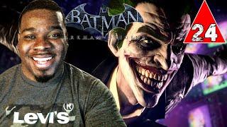 Batman Arkham Origins Gameplay Walkthrough Part 24 - Stop Joker - Lets Play Batman Arkham