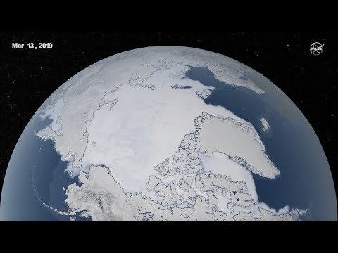 2019 Arctic Sea Ice Maximum Continues Trend of Decline