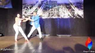 Fuego Y Hielo 1st ever debut choreography, Tumbao Africano