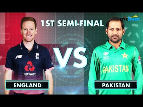 Champions Trophy 2017 Semi-final Preview: England vs Pakistan at Cardiff