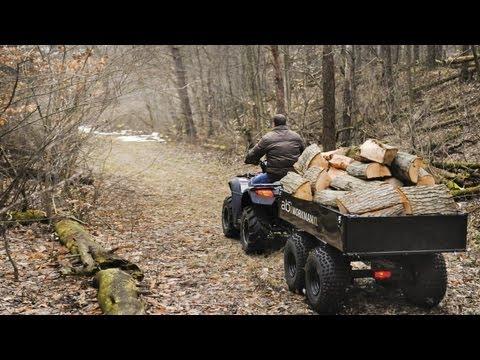 ABI Workman Trailer - Australia - Tipper Dump Trailer for Quad Bikes
