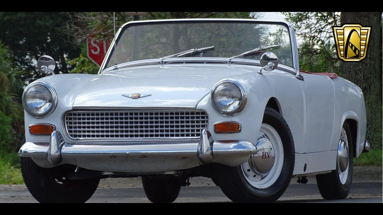1961 Austin Healey Sprite Gateway Classic Cars Orlando  601   YouTube