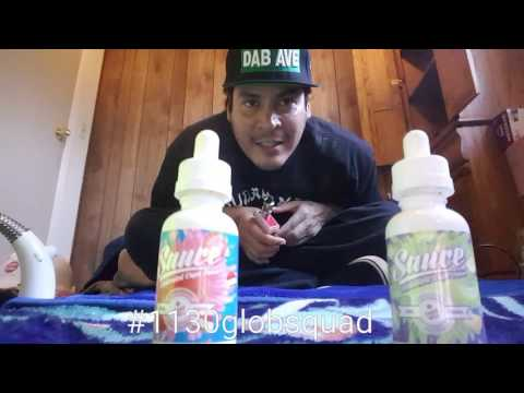 SAUCE MEDICATED VAPE JUICE 1500 MG THC