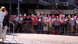 Nationale Taptoe 2011 Streetparade Rotterdam.mp4