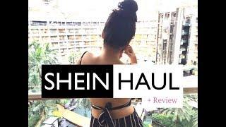 SHEIN HAUL | REVIEW | ONLINE SHOPPING | SHIVSHAKTI SACHDEV