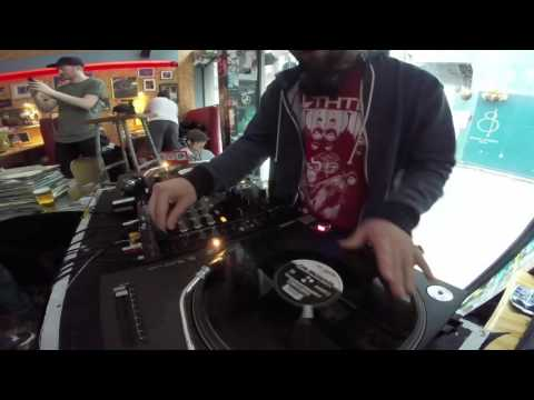 Mr Switch @ Soho Theatre: Record Store Day 2016 Part 5