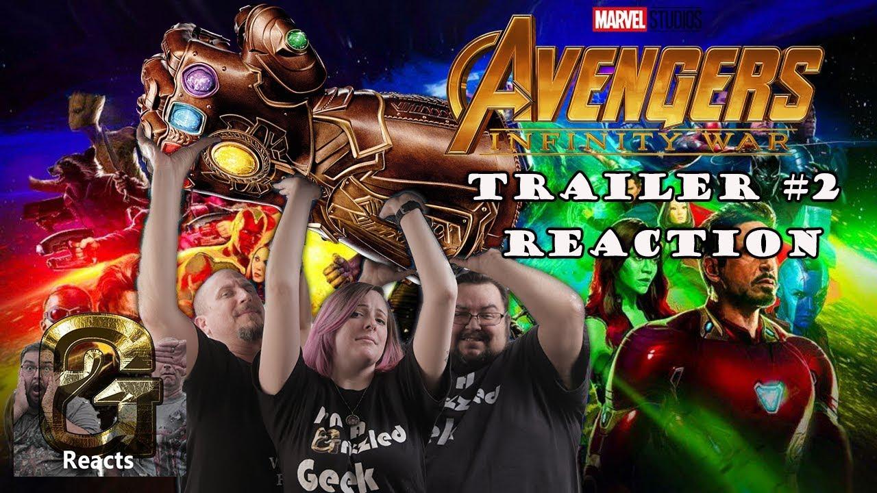 Avengers Infinity War 2 Trailer
