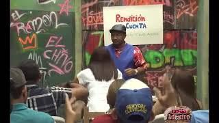 Barrio Adentro -  la junta del presidente comedia 2018 -Manolo