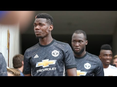 Manchester United - A day as a sports photographer