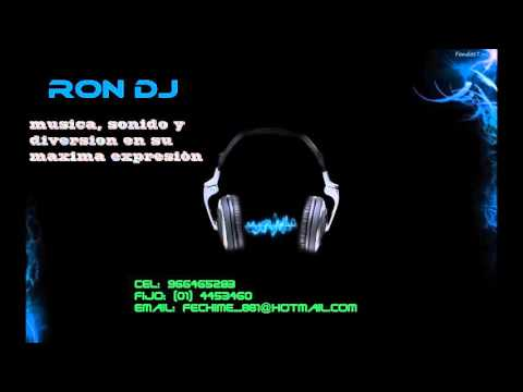 MEGAMIX BANDAS CAPORAL 2016 ensayo DJ RON