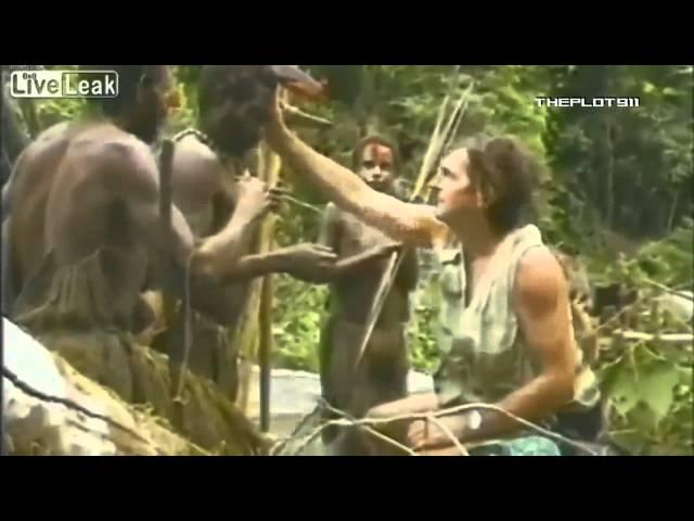 tribu de papouasie rencontre lhomme blanc pour la 1ère fois)