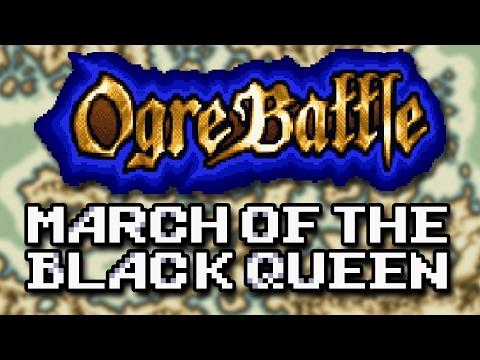 Ogre Battle: The March Of The Black Queen - Overlooked SNES Gem - Casp