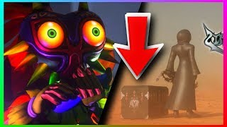 Top 10 Mind Blowing Mysteries in Gaming