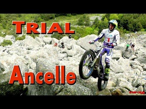 Trial Ancelle Championnat de France 2016