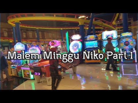 #malamminggu-#refreshing-#transmart-malam-minggu-niko-part-1