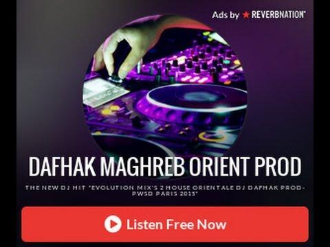 """DJ Dafhak PROD-PWSD """"Evolution Mix 3 Live"""" Paris 15/16"""