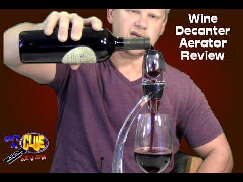 Wine Aerator Decanter Review