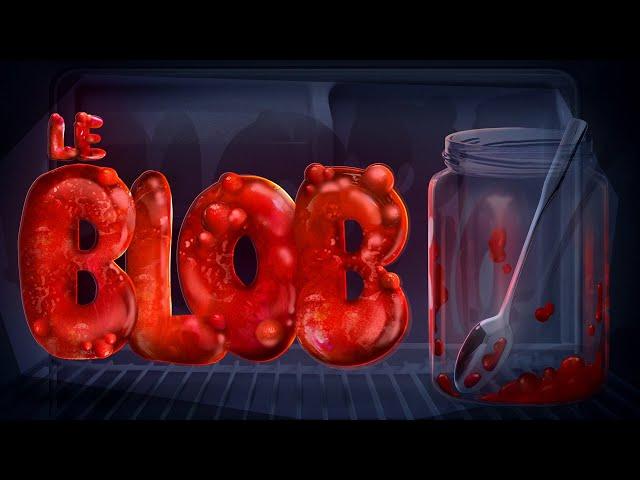 Le Blob - Les histoires bizarres du professeur Zarbi