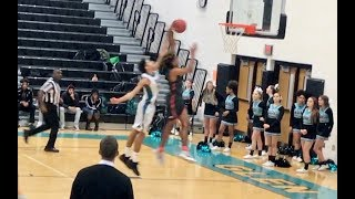 Elijah Jones 2020 - 21 Points/ Lee Davis Vs Glen Allen