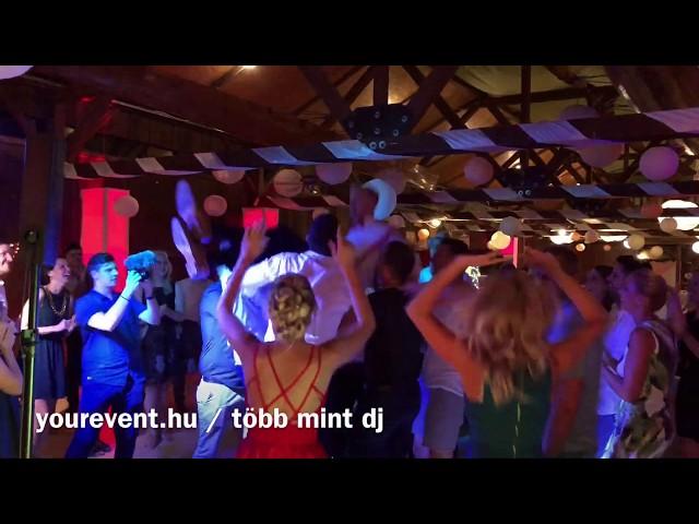 yourevent.hu / több mint DJ @ Római Part - Csónakház Mulató - Wedding