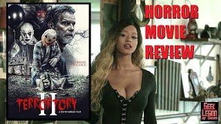 TERRORTORY II ( 2018 Stormi Maya ) Anthology Horror Movie Review