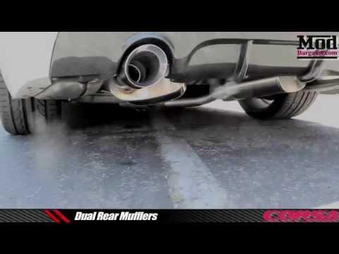 Sound: Corsa Catback Exhaust for BMW 335i [E92] Installed @ ModAuto