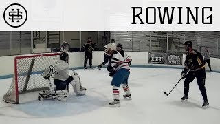 Shoddy Hockey: Game 12 - Rowing