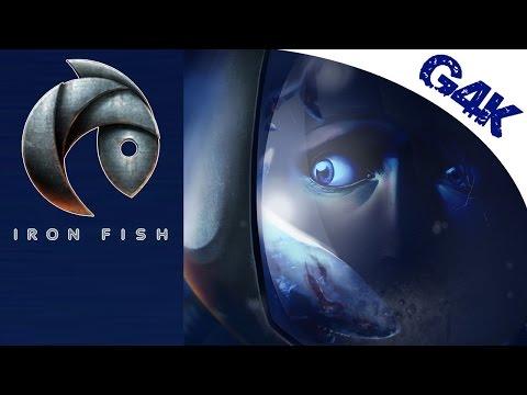 Iron Fish   New Deep Sea Thriller Adventure Horror Game   Iron Fish Gameplay