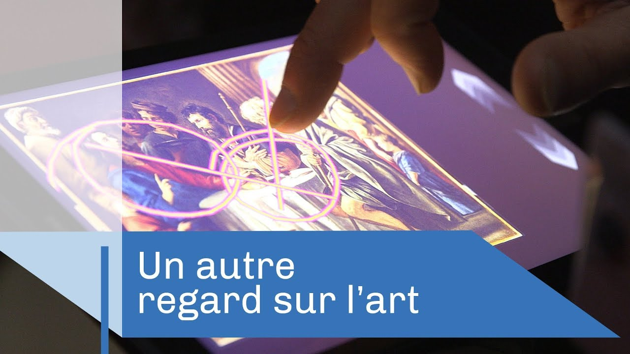 Youtube Video: Ikonikat : un nouveau regard sur l'art | Reportage CNRS