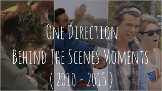 Download One Direction || Behind The Scenes Moments || ( 2010 - 2016 )