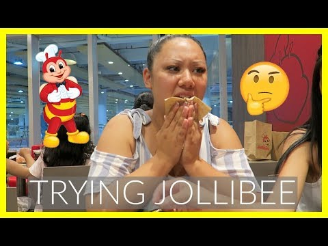 FIRST TIME AT JOLLIBEE! | LifeWithGer Travel Vlogs (#130)