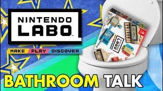 Nintendo Labo Review | Bathroom Talk: Episode 5