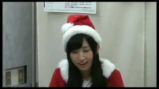 クリスマスイヴに行われたAKB48片山陽加ちゃんのニコ生番組「純情通り3...