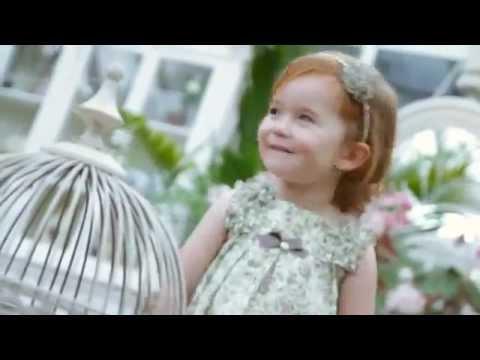 Pili Carrera - Spring & Summer 2013 Collection - Kids Fashion & Layette