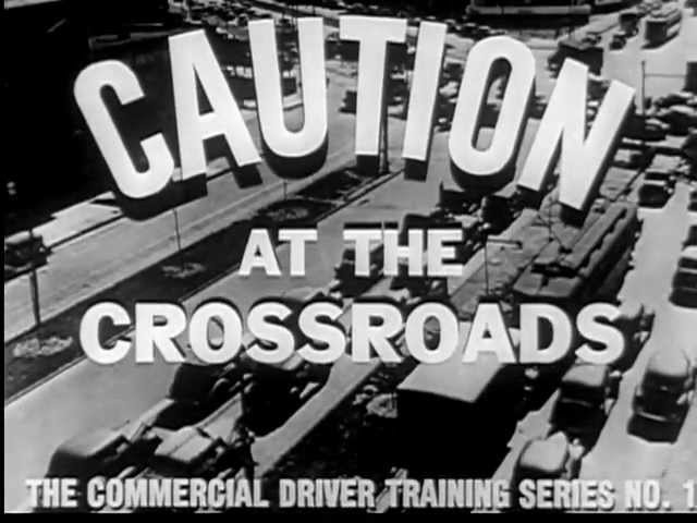 Caution At The Crossroads (1950)  - Buy American