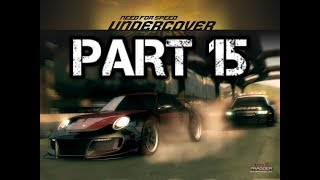 Need For Speed: Undercover (PC) Walkthrough Part 15 Cop Chase [No Commentary] (720 HD)