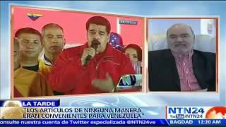 la escasez ya no hay manera de ocultarla economista en ntn24 sobre crisis econmica de venezuela