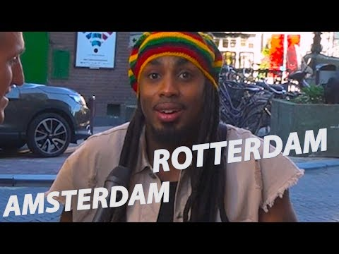 How The Dutch View: Amsterdam Vs Rotterdam